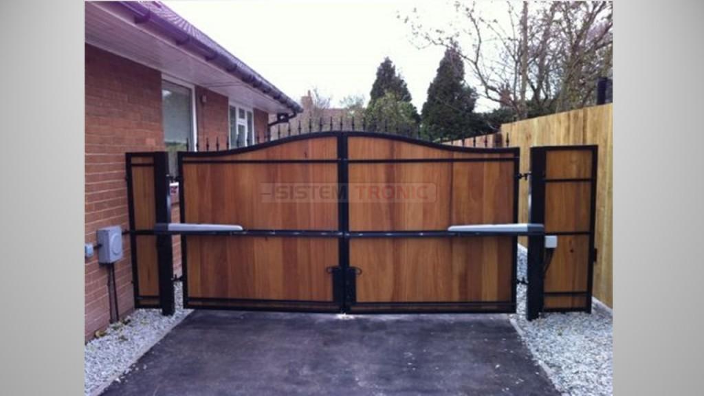 Instalacion de puertas batientes for Instalacion de puertas