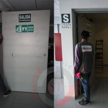 puerta contra incendio certificadas, puerta contra incendio, puerta certificada,