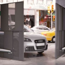 puerta batiente, puerta batientes indutrial, puerta batientes automaitca, motor para puerta batiente, puerta batientes alto transito