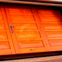 puerta levadiza, puerta control remoto