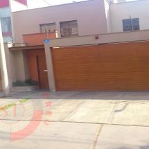 puerta seccional indutrial