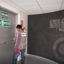 mantenimiento de puerta corrediza, reparacion de puerta cortafuego