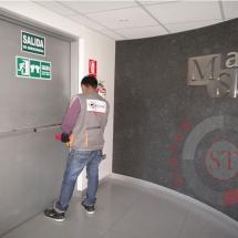 puerta cortafuego certificada