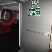 puerta cortafuego mantenimiento