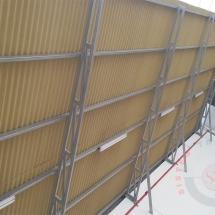 fabricacion de puerta metalica
